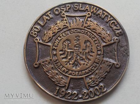 80 lat OSP Sławatycze