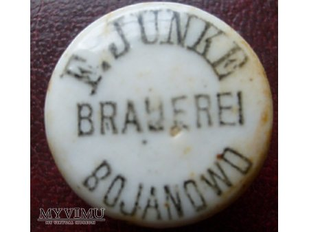 Duże zdjęcie F.Junke - Brauerei Bojanowo