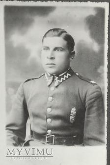 Kapral Edmund Rychlik z 25 Pułku Ułanow Wielk.