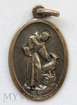 Św. Franciszek z owieczką