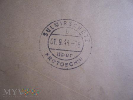 DATOWNIK SULMIRSCHÜTZ 1944