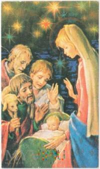 Duże zdjęcie Obrazek Boże Narodzenie