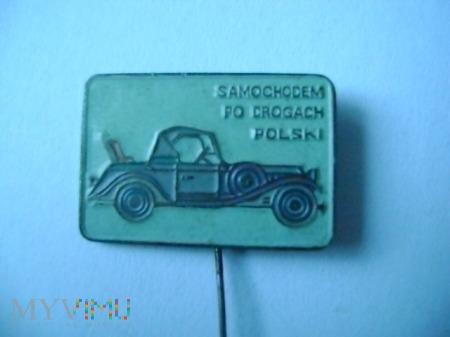 Samochodem po drogach Polski