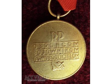 Medal za Warszawę 1939-1945