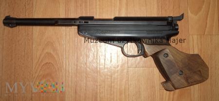 Feinwerkbau Westinger Pistolet z bocznym naciągiem