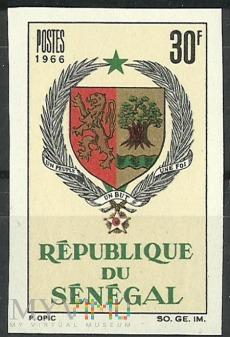 Armoiries du Sénégal II