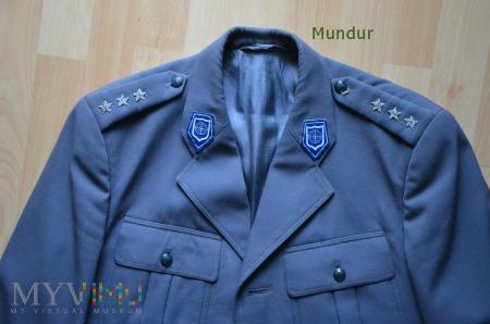 Mundur wyjściowy policji z lat 1991-1996