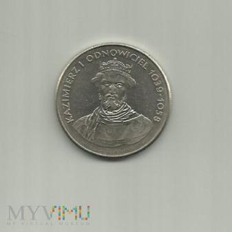 50 złotych 1980 Kazimierz I Odnowiciel