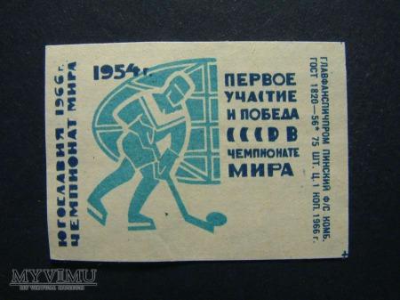 Чемпионат мира по хоккею 1966 1