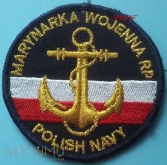 Naszywka MW RP (Polish Navy)