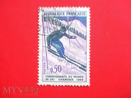 Mistrzostwa Świata w Narciarstwie 1962