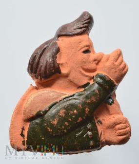 Duże zdjęcie Odznaka WHW Wilhelm