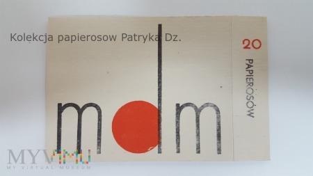 Papierosy MDM 20 szt. - etykieta cena 9 zł