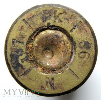Łuska 7,92 x 57 Mauser Pk/36/N/67/