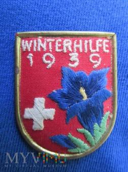 Szwajcarska odznaka Pomocy Zimowej