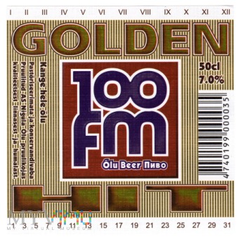 Golden 100 FM