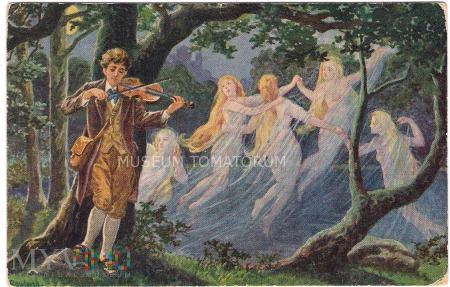 Rowland - Taniec nimf