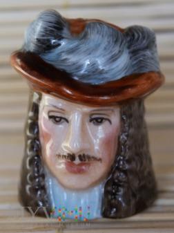 Naparstek -głowa/Charles II