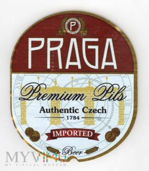 Praga, Premium Pils
