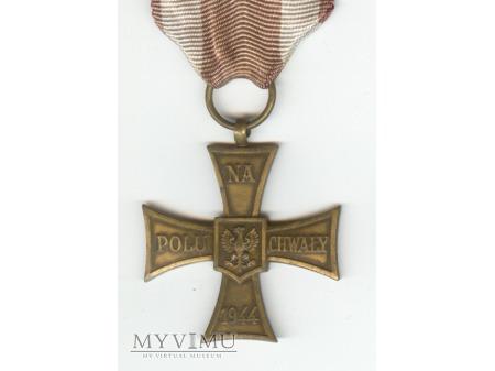 Krzyż Walecznych 1943-1989