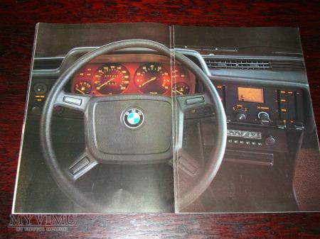 Prospekt BMW (E21) 316,318,320,323i