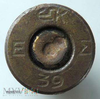 Nabój 6,5x54 Mannlicher Schönauer EK Σ 39 E