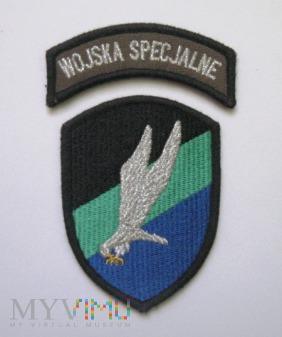Dowództwo Wojsk Specjalnych, wyjściowa