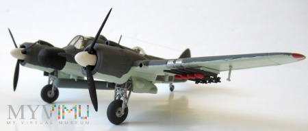 "Samolot Bristol ""Beaufighter"" Mk X (model 1/72)"