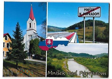 Duże zdjęcie Mníšek nad Popradom
