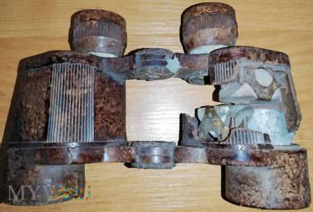 Dienstglas cxn 6x30 Busch bakelite