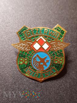 Pamiątkowa odznaka Rezerwy Wiosna 86 - 88