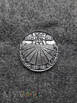 Medal okolicznościowy OC