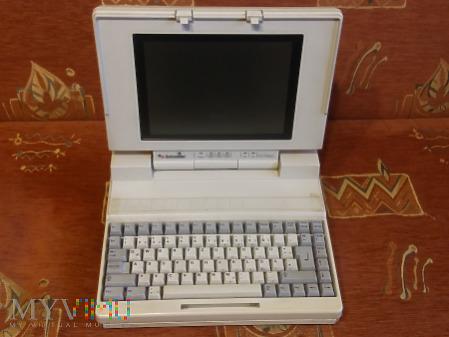 Schneider PC7640 CPU 286 waga 7 kg !! 1986 rok.