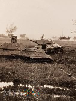 Duże zdjęcie Niemcy - Fotografie z albumu - Porzucone po bitwie