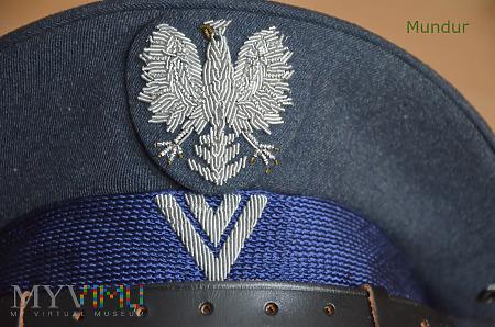 Czapka starszego sierżanta SW 81r.