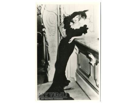 Duże zdjęcie Marlene Dietrich Pieśń nad Pieśniami 1933