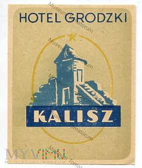 "Kalisz - ""Grodzki"" Hotel"