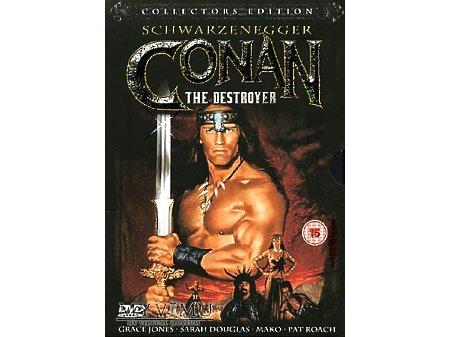 Conan the Destroyer - Conan Niszczyciel