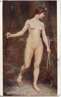 Paul Sieffert - Diana na polowaniu