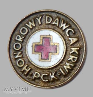 HONOROWY DAWCA KRWI