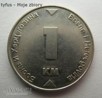 1 MARKA ZAMIENNA - Bośnia i Hercegowina (2002)