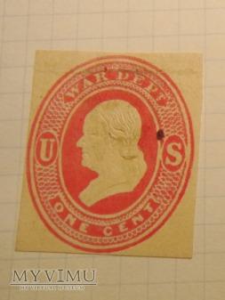 USA WAR DEPT. 1875