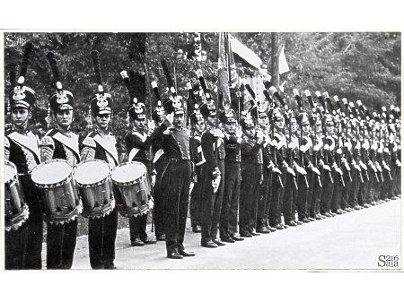 Szkoła Podchorążych Piechoty - Belweder - zdj. 017