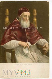 Raffaello - Papież Giulio II, 1503-1513