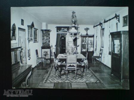 Żarnowiec pokój Marii Konopnickiej 1985