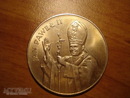 Jan Paweł II 10 000