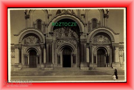 WARSZAWA Cerkiew na Placu Saskim