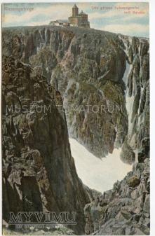 Karkonosze Śnieżne Kotły Schneegrube 1900