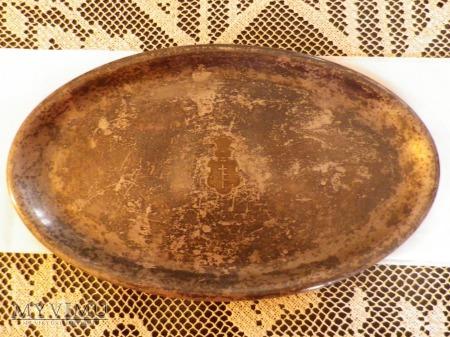 Duże zdjęcie Herb Pilawa- taca srebrzona