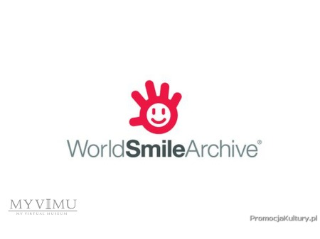 Logo Światowego Archiwum Uśmiechów